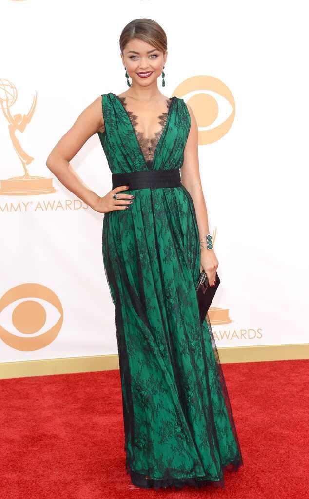 Sarah Hyland, Emmy Awards, 2013