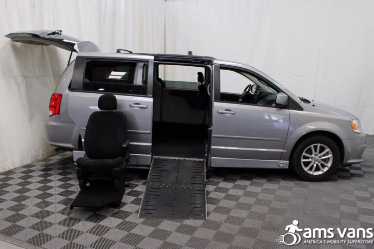 2013 Dodge Grand Caravan Wheelchair Van For Sale 28999
