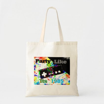 Party Like its 1985 tote