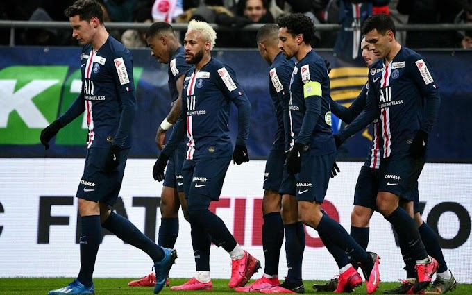 VIDEO: Reims 0:3 Paris Saint Germain / Coupe de la ligue