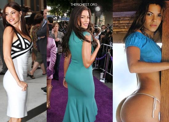 15 artis cantik nan seksi yang memiliki pantat atau bokong