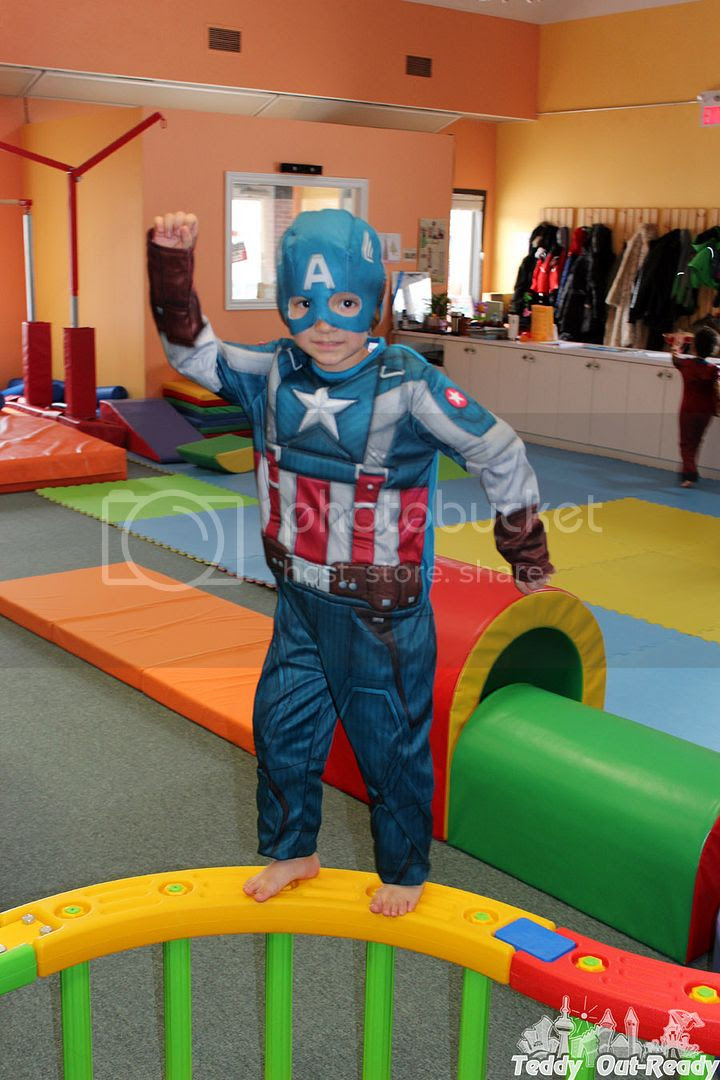 Captain America Ted