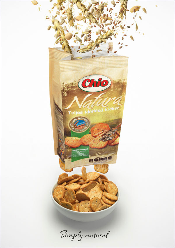 Chio Natura potato chips Packaing 2 30+ Crispy Potato Chips Packaging Design Ideas