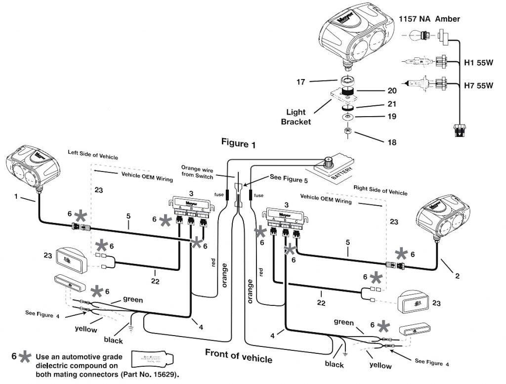 Meyer Plow Wiring Harness - Wiring Diagram Schemas