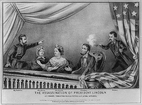 Assassination of Lincoln smaller