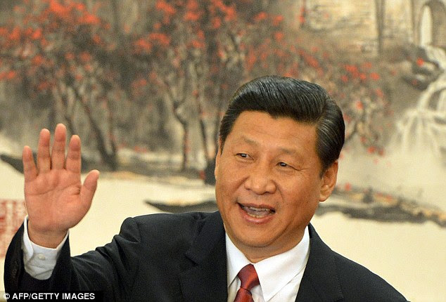 No surprise: The once-a-decade leadership change was carefully choreographed. It became clear Xi would lead China five years ago