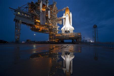NASA, tàu con thoi, cho thuê, sân bay vũ trụ, bệ phóng