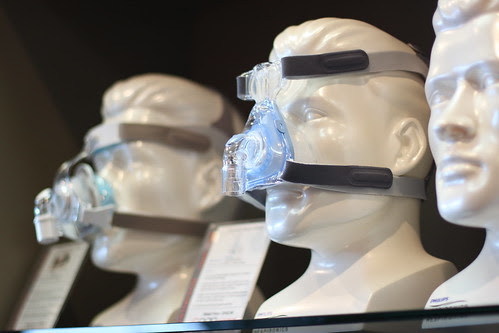 wide variety of masks at cpap centra