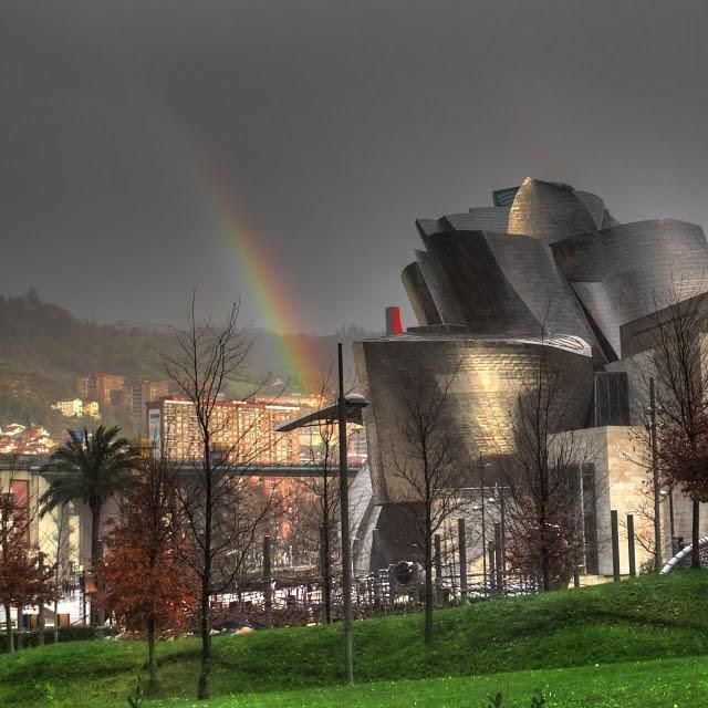 2009's last rainbow