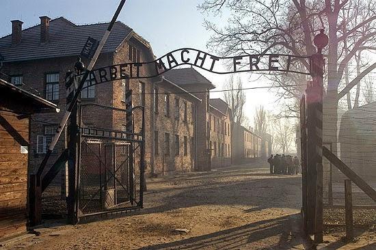 Auschwitz-Birkenau, lugares macabros
