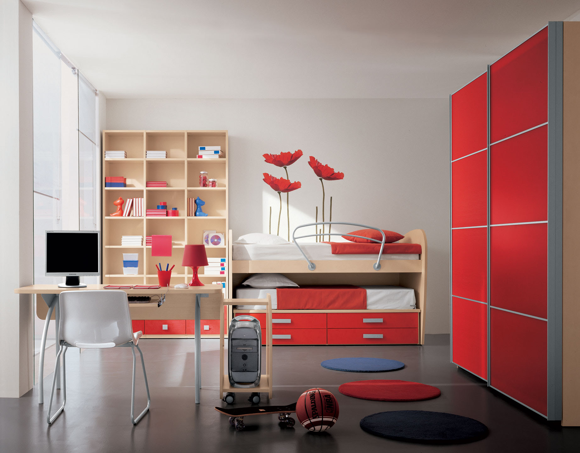 Interior Exterior Plan Bright Interior Theme For Kid S Room