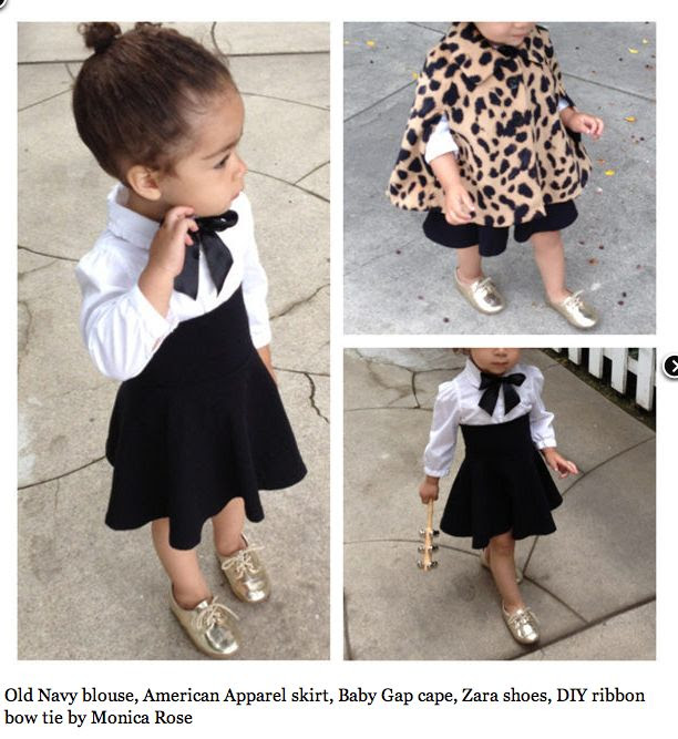 Fashion toddler-in love!