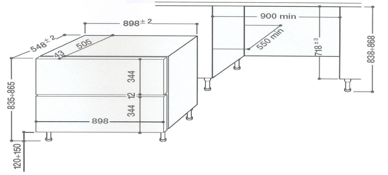 ikea udden k hlschrank anleitung killen otelia blog. Black Bedroom Furniture Sets. Home Design Ideas