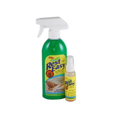Buy REST EASY BED BUG SPRAY (16 oz & 2 oz) to Get Rid of Pests at $26.95   Pestmall
