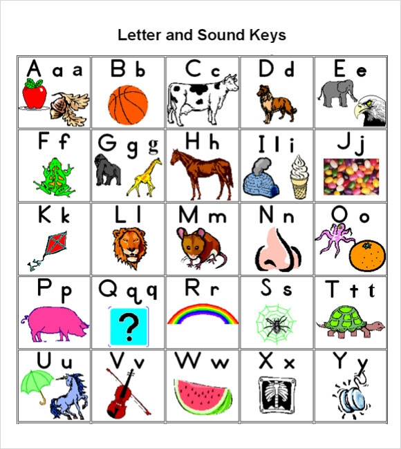 Abc Chart Printable Pd - Cute kawaii abc alphabet flash cards ...