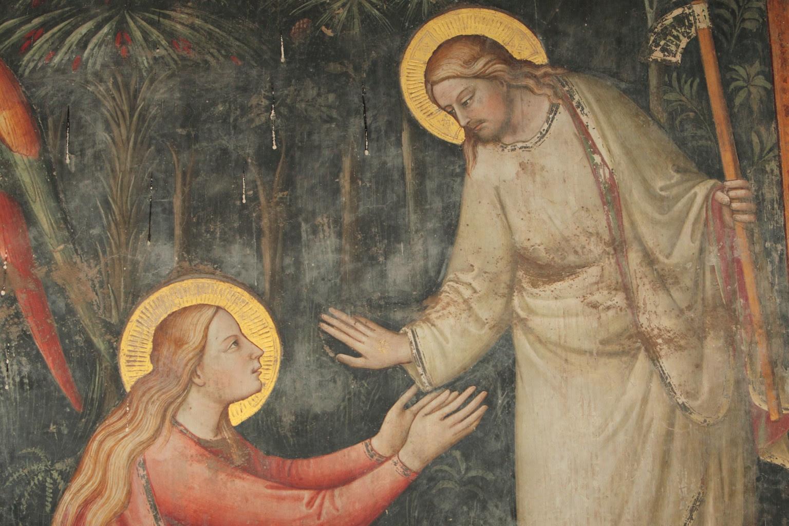 Manuscrito alega que Jesus teria se casado com Maria Madalena (Foto: Reprodução)