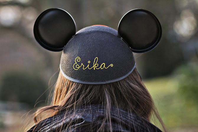Mickey Mouse Ears, Sherpa Leather Jacket, Rick Owens, Disney World, Fashion