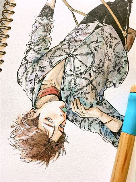 copic bts drawings jungkook fanart bts