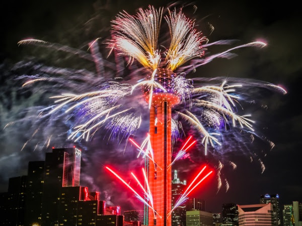 The 11 Best Ways To Party On New Years Eve In Dallas Fort Worth