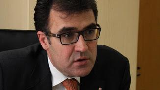 El secretari d'Hisenda, Lluís Salvadó (ACN)