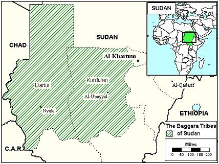 Gawamaa, Jawamaa in Sudan