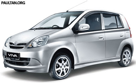 New Perodua Viva Full Details, Photos and Price!
