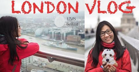 Vlog-Lần đầu du lịch tự túc Anh Quốc, Luân Đôn 🇬🇧- Toronto🇨🇦 to London Travel Vlog