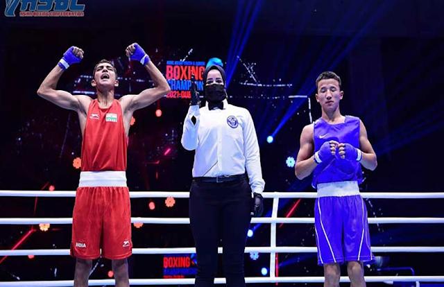 Asian Junior Boxing: भारतीय मुक्केबाजों ने 8 गोल्ड मेडल जीतकर दुबई में लहराया परचम