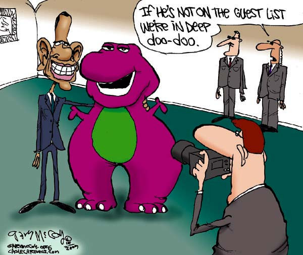 Cartoon by Gary McCoy