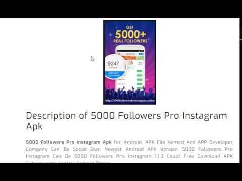 Real Followers Instagram For Android Apk Download - Norlako