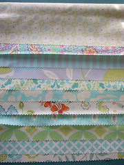McKenzie fabric samples