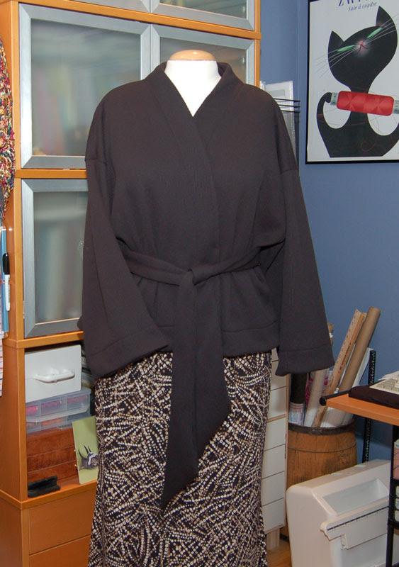 Hot Patterns Geisha Girl Jacket