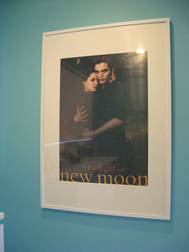 New Moon Poster - March 2010