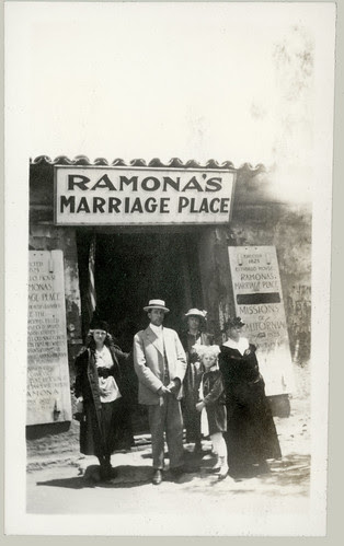 Ramona's Marriage Place