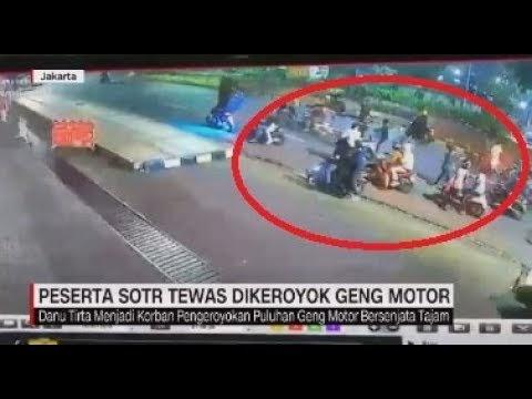 Peserta Sahur on the Road Tewas Dikeroyok Geng Motor