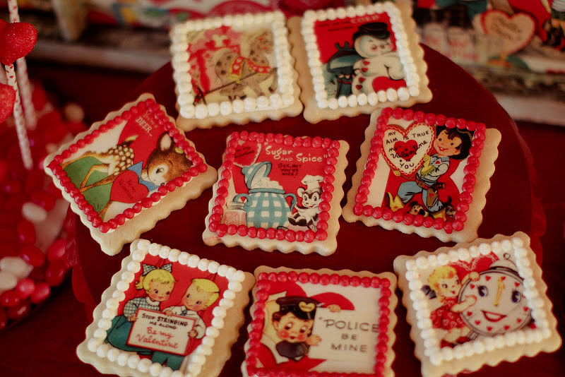 Valentine's Day Cookie-Decorating Party