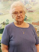 Grandma in Smock