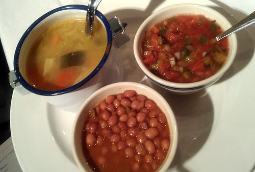 Make-your-own Santa Maria Soup