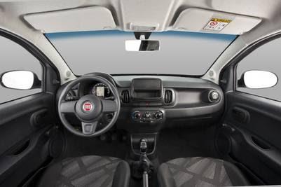 Fiat Mobi, versión Easy.