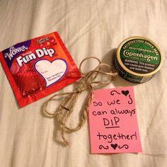 Gift ideas for him. Valentines day. Anniversary. Redneck gift idea ...