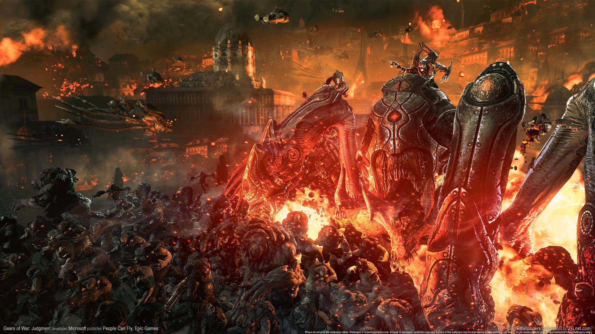 Gears Of War Judgment Wallpaper 76 Images