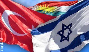 Κάποιοι οραματίζονται συμμαχία μεταξύ Ισραήλ, Τουρκίας & Κούρδων