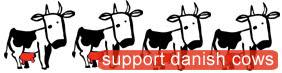 support danish cows