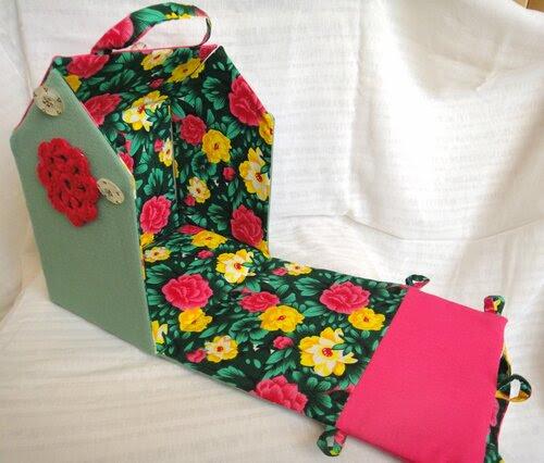 Домик-сумка 2