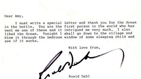 11 Amazing Thank You Notes From Famous People   Mental Floss