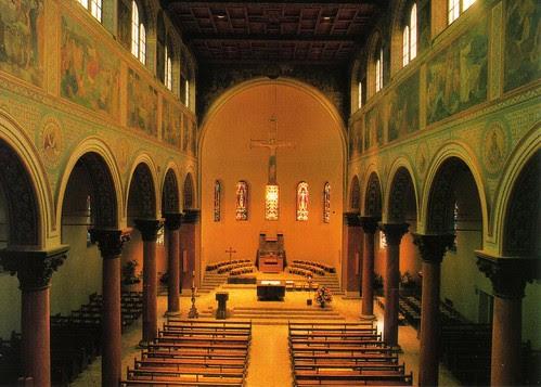 Bern, Dreifaltigkeitskirche, vor 2006