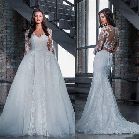 Removable Train Wedding Dress Online ? Fashion dresses