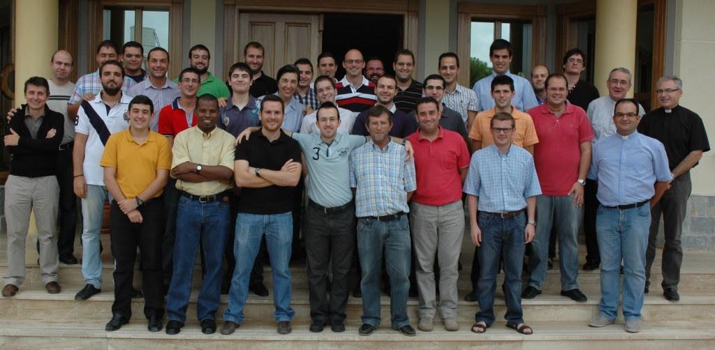 Ejercicios Espirituales 2012 II - Seminario Diocesano San Fulgencio - Diócesis de Cartagena - Murcia