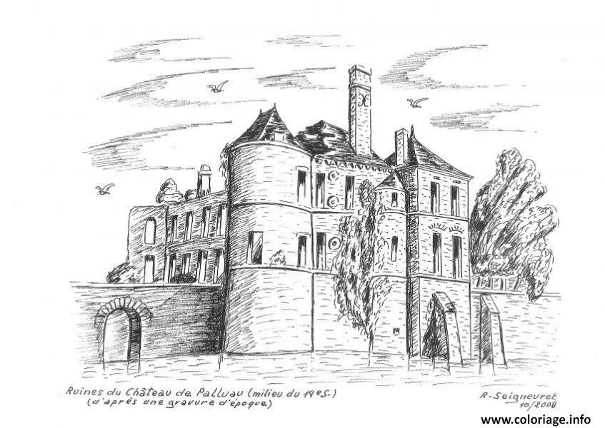 Coloriage Attaque Chateau Fort.Vedkokeven Blogspot Com Dessin A Imprimer De Chateau Fort