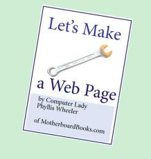 Let's Make a Web Page logo photo motherboardbooks-letsmakeawebpage_zpsc51e735a.png
